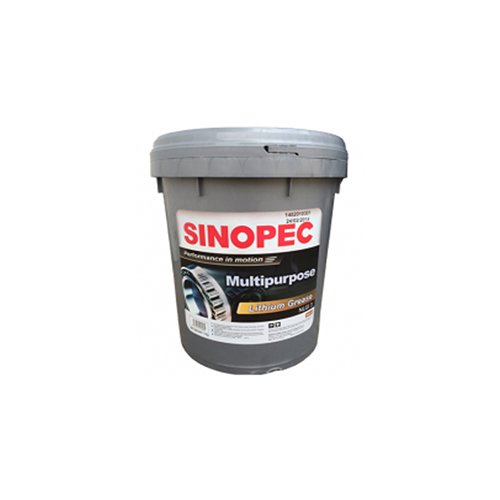Sinopec Oil China